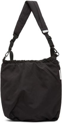 Côte and Ciel Black Orco Messenger Bag