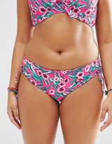 Marie Meili Gwendolen Plus Size Bikini Bottoms