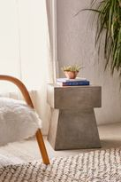 Urban Outfitters Concrete Side Table