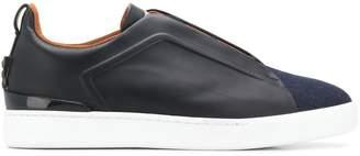 Ermenegildo Zegna elasticated front sneakers