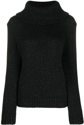 Mulberry May roll neck jumper