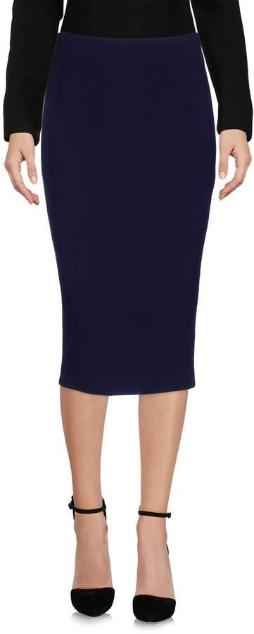 Donna Karan Knee length skirts - Item 35343471