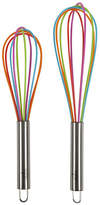 Core Home Two-Piece Rainbow Whisk Set