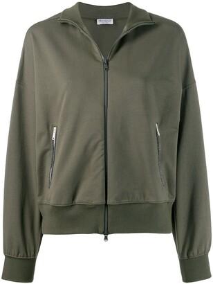 Brunello Cucinelli Lightweight Jersey Jacket