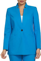 Chaus Nautical Breeze One-Button Blazer