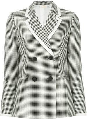 Sara Battaglia Double Breasted Jacket