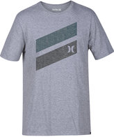 Hurley Men's One and Only Slash T-Shirt