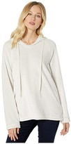 True Grit Dylan By Dylan by Ultra Plush Softest Sherpa Hoodie Pullover (Natural) Women's Clothing