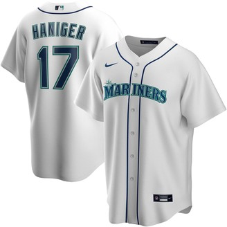Nike Men's Mitch Haniger White Seattle Mariners Home 2020 Replica Player Jersey
