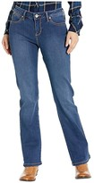 Wrangler Aura Booty Up Jean (Off Shore) Women's Jeans