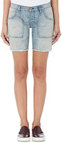 NSF Women's Chrissy Shorts-Blue Size 25