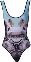 Emma Cook Mint Car Swimsuit