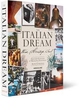 Assouline The Italian Dream: Wine, Heritage, Soul Hardcover Book - Green