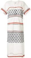 Coohem v-neck knitted dress