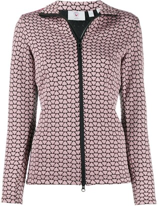 Rossignol Print Hiver Full Zip jacket