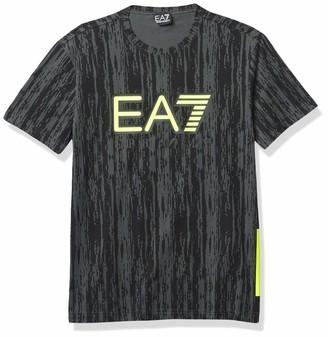 Emporio Armani Men's Cotton Short Sleeve Tshirt