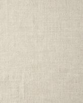 Serena & Lily Herringbone Linen Fabric - Natural