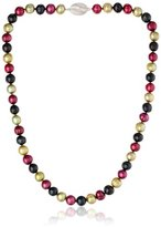 "Honora Vineyard"" Freshwater Cultured Pearl Necklace, 18"""