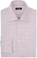 Fairfax Men's Plaid Shirt-RED