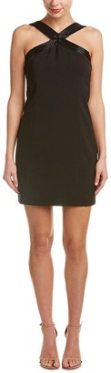 Laundry by Shelli Segal Women's X Front Beaded Cocktail
