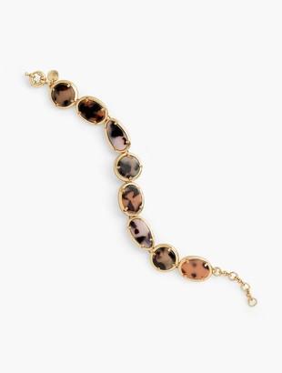 Talbots Blush Tortoise Bracelet