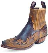 Sendra Cuervo Low, Unisex Adults' cowboy boots,(42 EU)