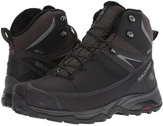Salomon X Ultra Mid Winter CS WP (Black/Phantom/Quiet Shade) Men's Shoes