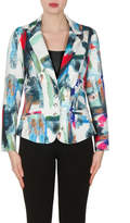 Joseph Ribkoff Multicolored Blazer