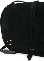 Jerome Dreyfuss Nestor shoulder bag - women - Cotton/Calf Suede - One Size