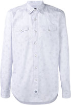 Hydrogen star print shirt - men - Cotton - S