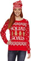 Freeze Sweatshirt + Beanie Combo- Juniors