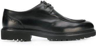 Doucal's Parabout Cleated-Sole Shoes