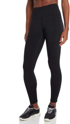 90 Degree By Reflex Black High-Waisted Leggings