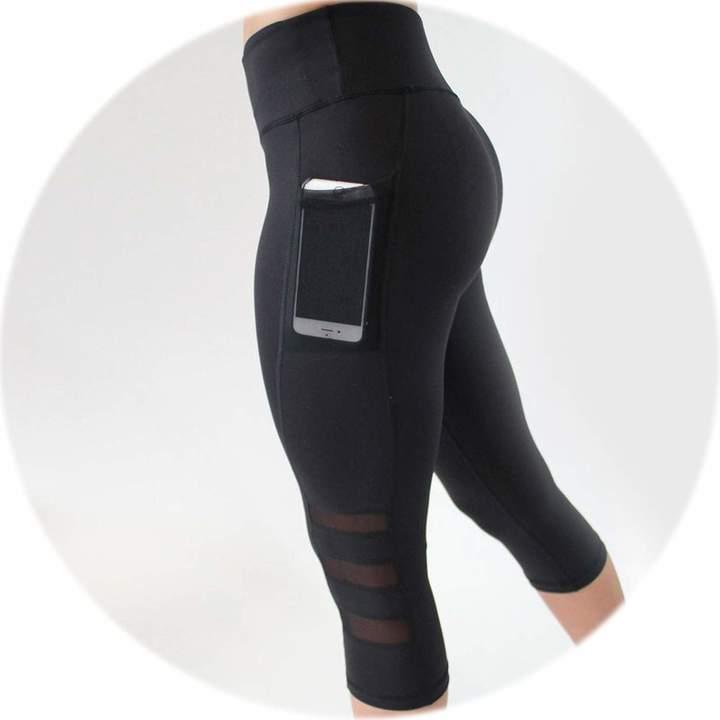 6f64c6ca7afd1 Shorts Amacok Womens Fitness Leggings High Waist Camo Workout Stretch  Sportwear Gym Tights Capris Yoga Pants