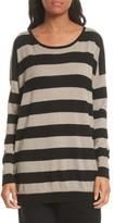 Vince Women's Wide Stripe Wool & Cashmere Sweater