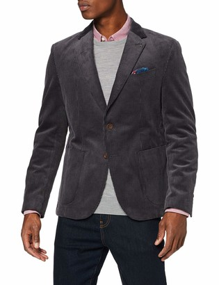 Pierre Cardin Men's Smart Casual Sakko Michel2 Washed Denim Academy Blazer