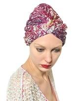 Missoni Viscose Lace Knit Turban