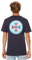 Independent New Men's Ogtc Mens Tee Cotton Blue
