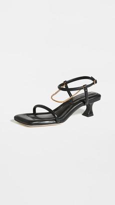 Proenza Schouler Chain Strap Sandals