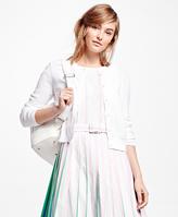 Brooks Brothers Supima® Cotton Cardigan
