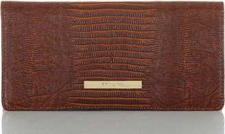 Brahmin Ady Wallet Cognac Elysian