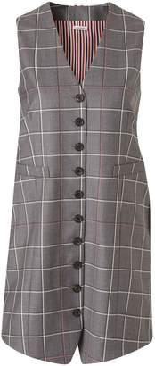 Thom Browne Short wool dress