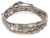 Chan Luu Beaded String Bracelet