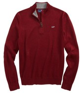 Vineyard Vines Boy's Classic Quarter Zip Sweater