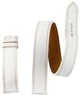 Hermes 16MM Double Tour Leather Watch Strap
