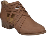 City Classified Tan Kenning Bootie
