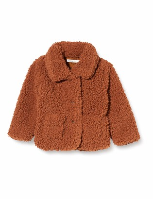 Noppies Baby Girls' G Coat Ls Lulekani Jacket