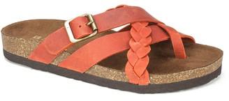 White Mountain Leather Sandals - Harrington