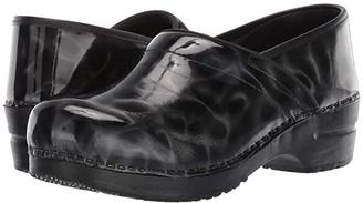 Sanita Satin (Black) Women's Shoes