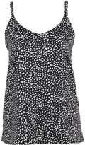 Kiomi Vest black/white